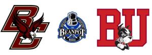 BC v BU Beanpot