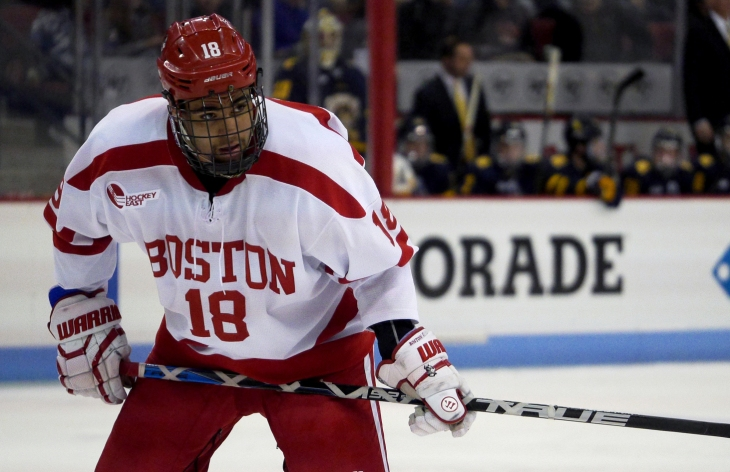 BU Men's Ice-Hockey (10/22/16)