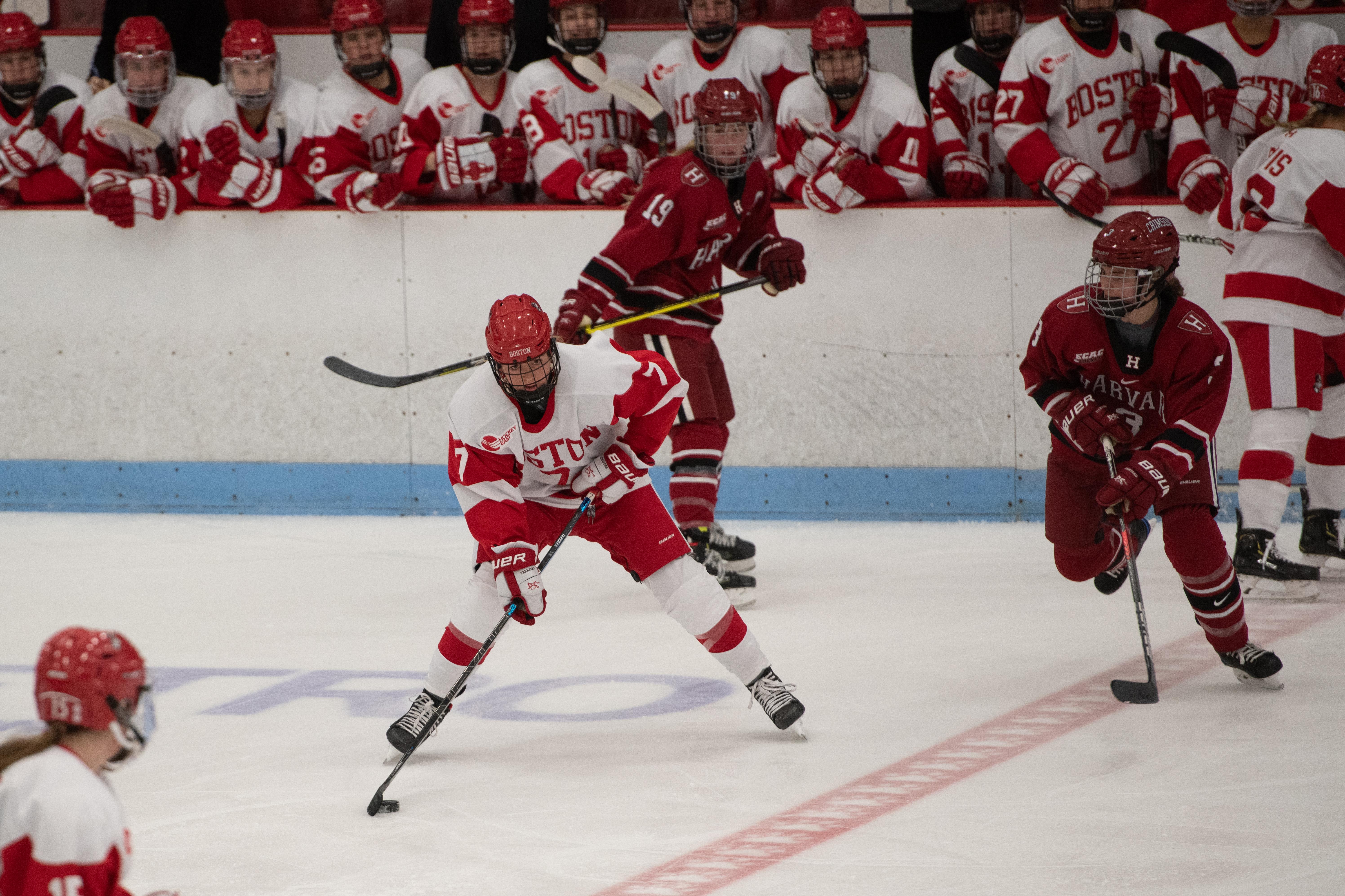 BU Womens Hockey vs Harvard 11-19-19-5036